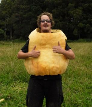 Pumpkin Vest