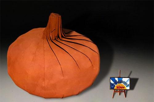 monday pumpkin funday � origami pumpkin giantpumpkins nz