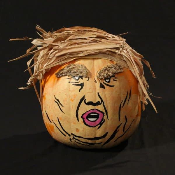 Trumpkin Pumpkin 1