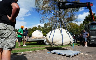 New NZ Record 808kg – Tim Harris