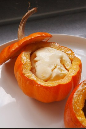 Recipe – Sweet Dessert Miniature Pumpkins