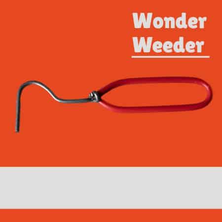 Wonder Weeder Garden Tool